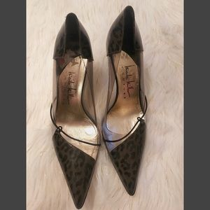 FLASH SALE Nicole miller couture stiletto heels